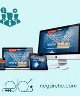 سایت شخصی ساده، سایت شرکتی ساده