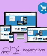 سفارش طراحی سایت فروشگاهی متوسط