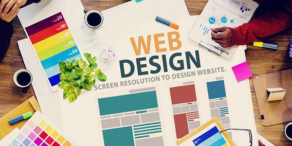 گرافیک وب | طراحی سایت حرفه ای