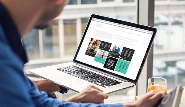 شرکت طراحی سایت با نمونه کار معتبر