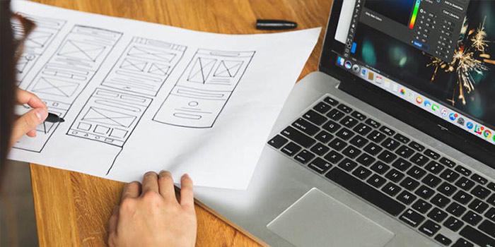 ارتقای طراحی سایت املاک