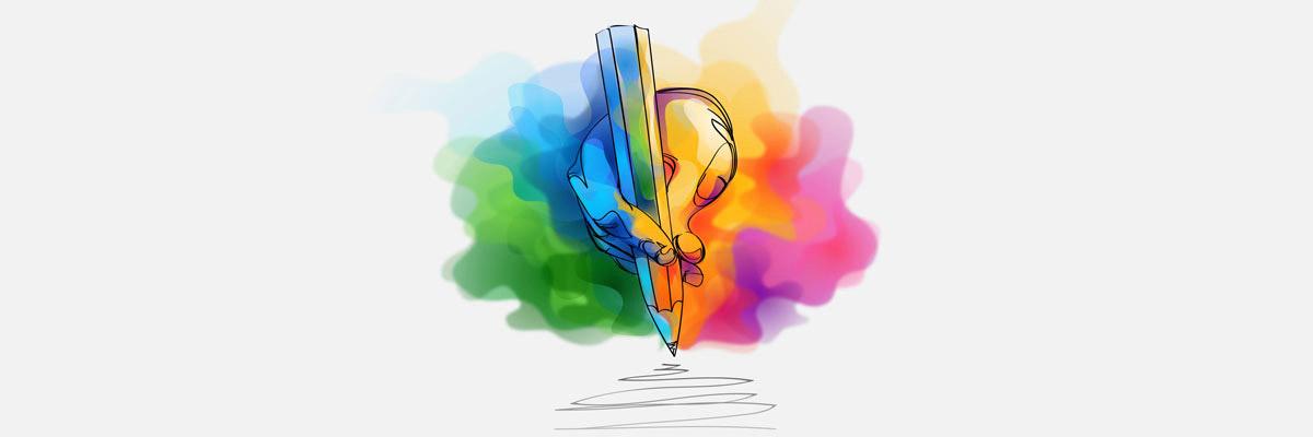 طراحی سایت آموزشگاه با گرافیک حرفه ای