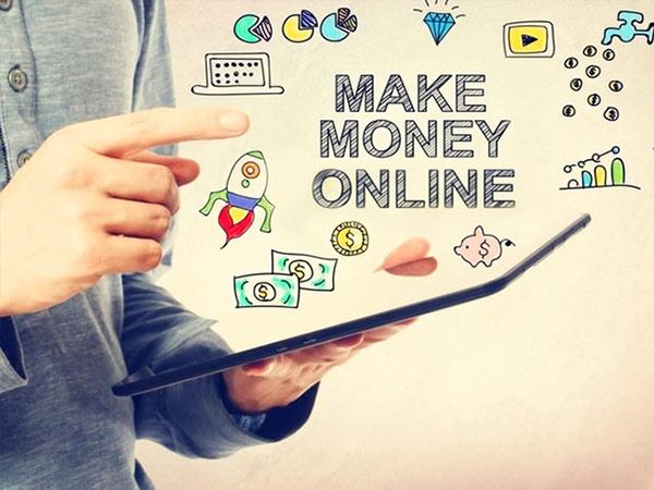 درآمد شرکت های جدید با تجارت آنلاین