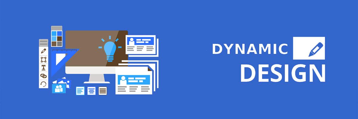 ویژگی های طراحی سایت داینامیک