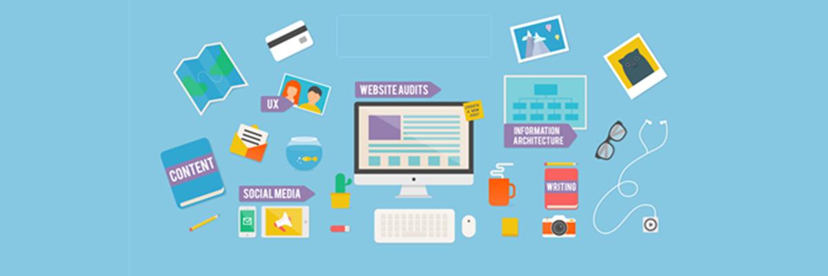 طراحی سایت داینامیک و قابل ارتقا