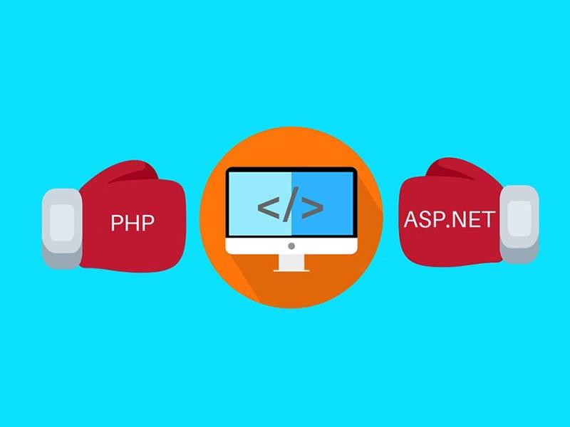 مقایسه php و asp.net