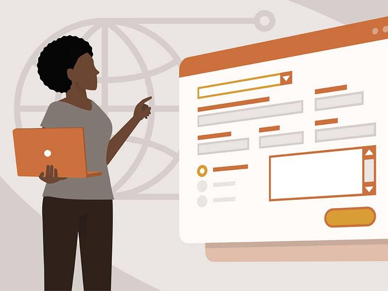 چند فرم مفید برای وب سایت