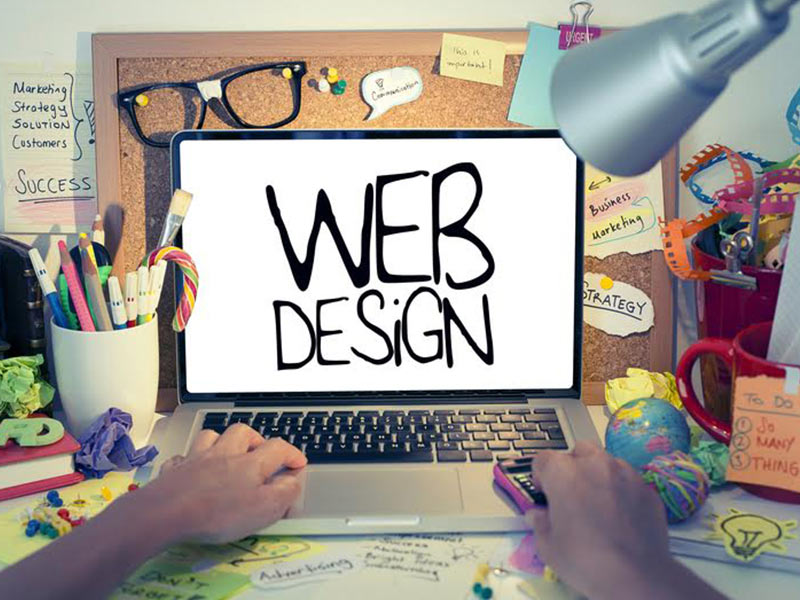 طراحی سایت زیبا و جذاب داشته باشید
