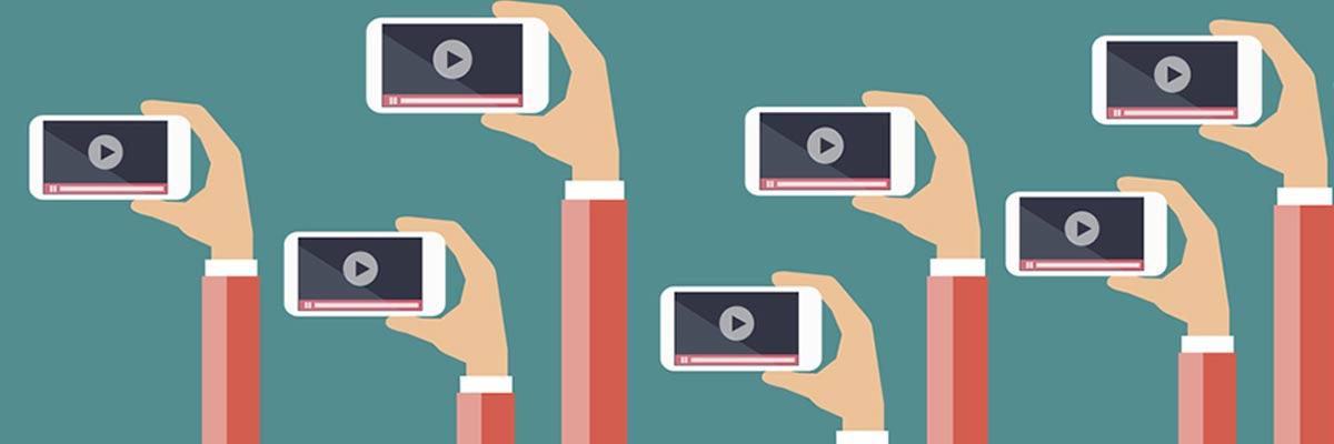 تولید محتوای اختصاصی با ویدئو
