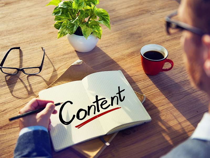 نوشتن محتوای محصولات
